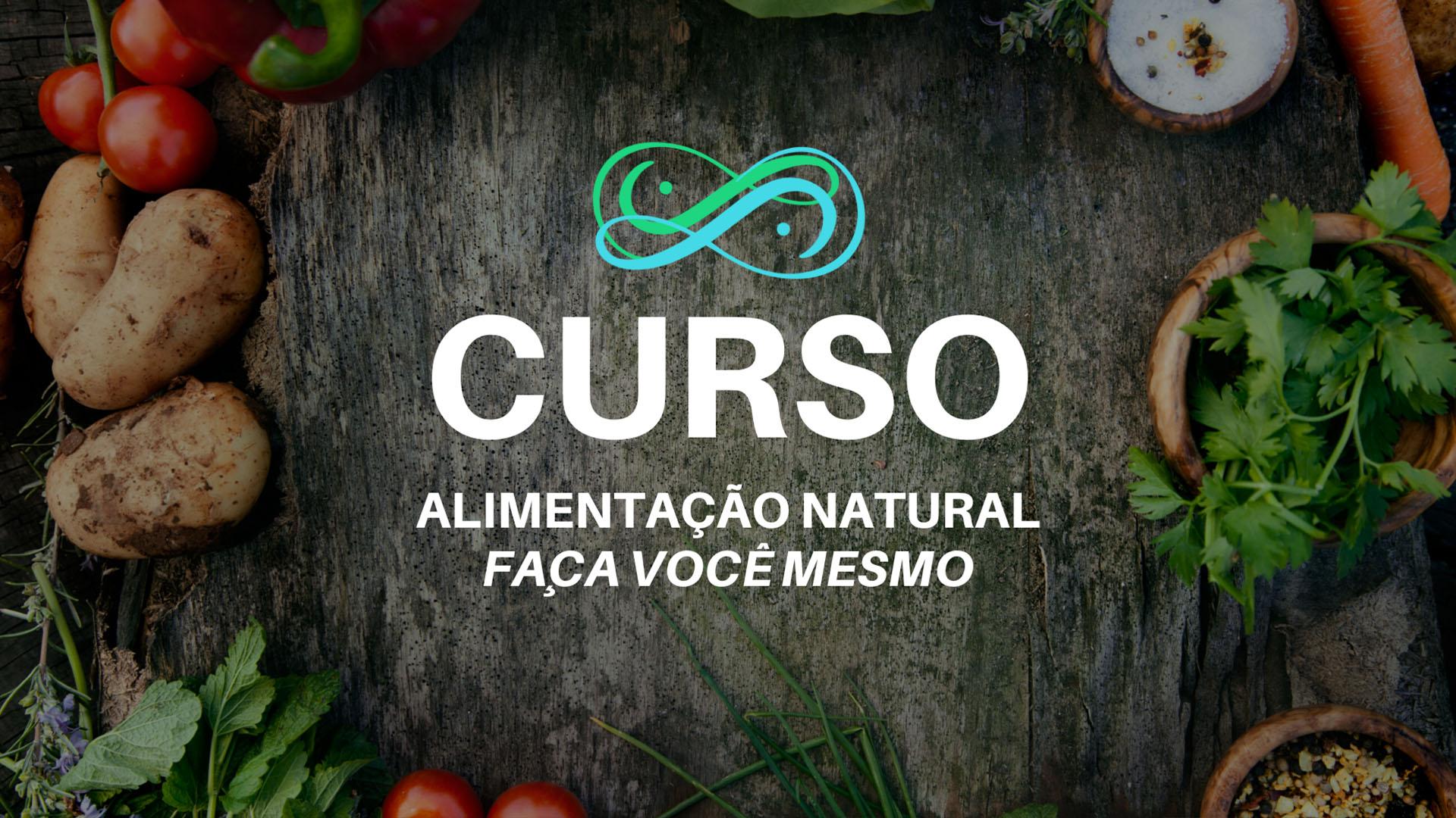 Curso Alimentação natural