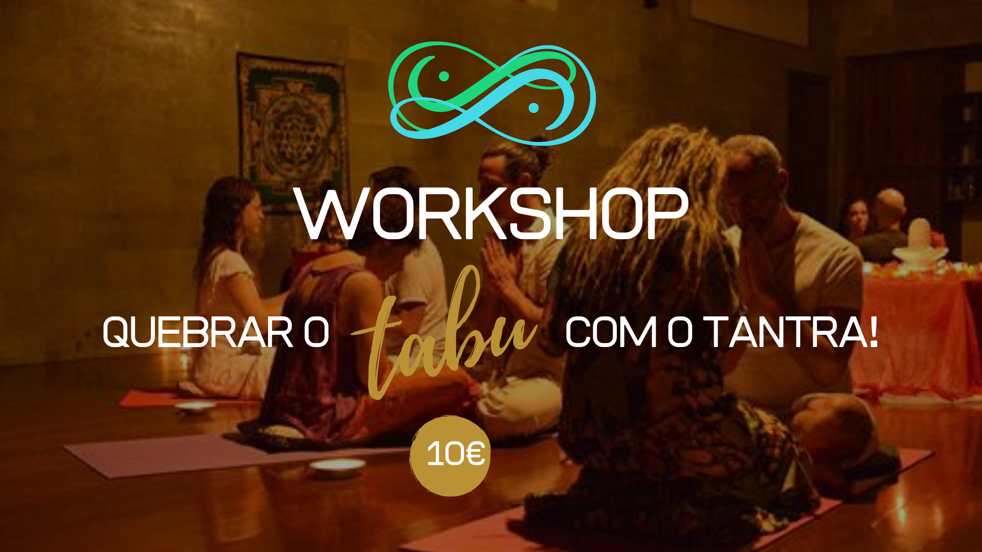 Workshop quebrar o tabu como tantra