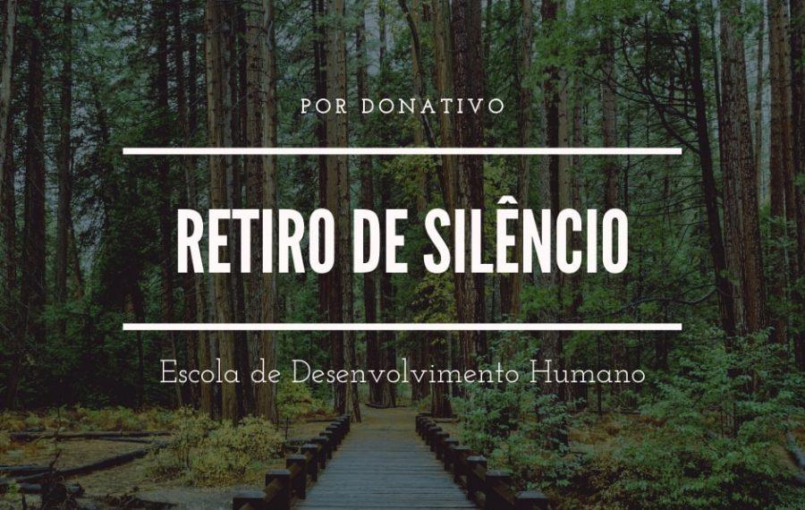 retiro de silêncio
